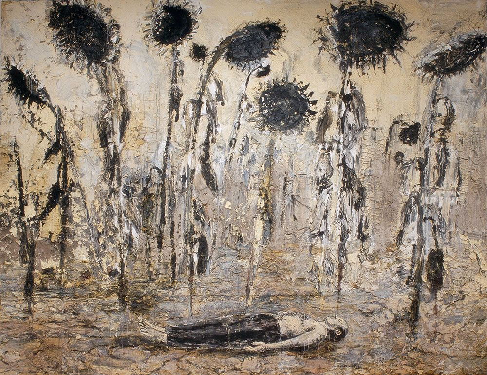 The Orders of the Night 1996 di Anselm Kiefer